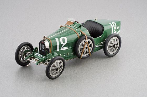 Cmc Bugatti T 35 Nation Color Project