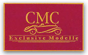 Model Cars - CMC exclusive Modelle