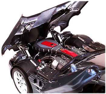 MERCEDES SLR McLaren 1:18