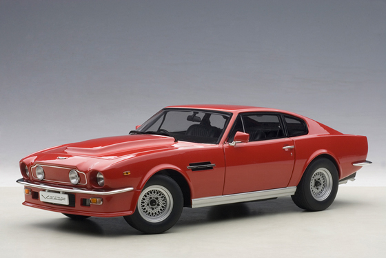 Autoart 70222 Aston Martin V8 Vantage 1985 Suffolk Red