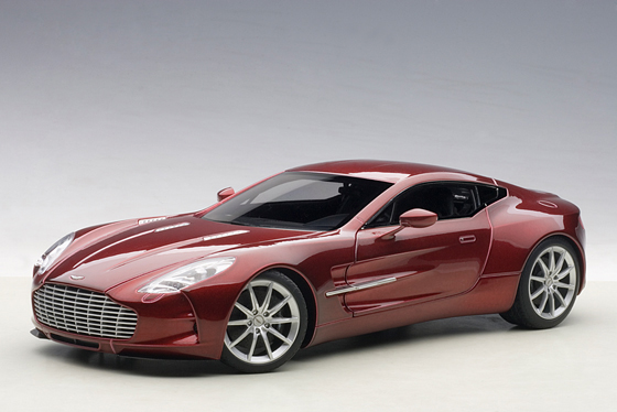 Autoart Aston Martin One-77 Diavolo Red