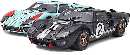 FORD GT 40 Mark II