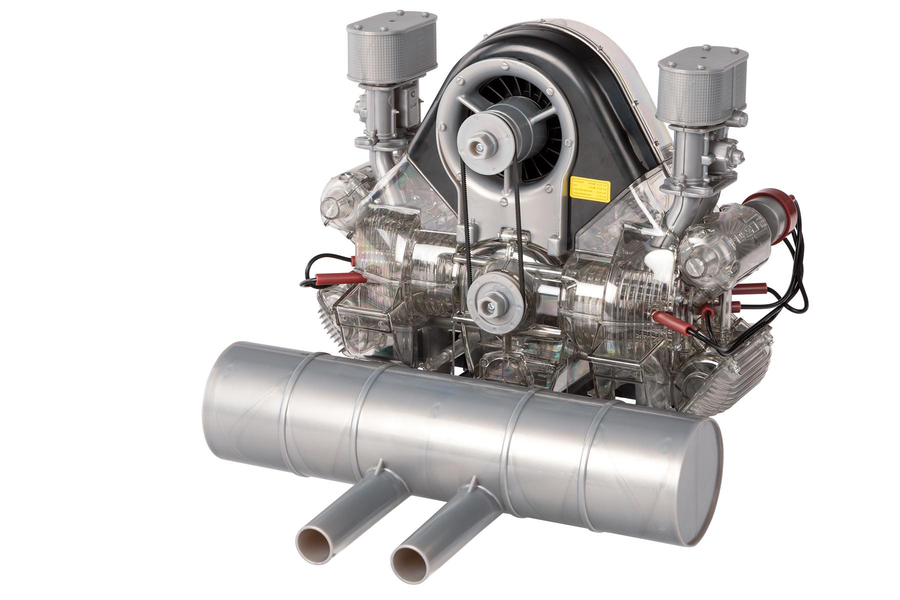 porsche 356 carrera rennmotor typ 547 motoren bausatz 550. Black Bedroom Furniture Sets. Home Design Ideas
