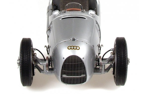Bild 2 - Auto Union Type C 1936 Remake