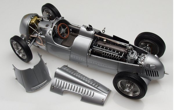 Bild 7 - Auto Union Type C 1936 Remake