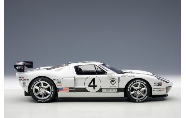 Bild 2 - Ford GT LM Special Race Car 2005