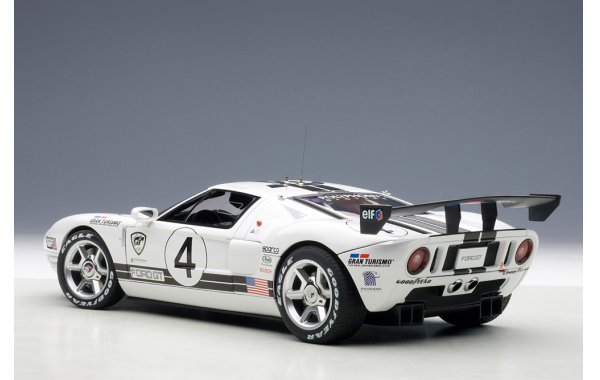 Bild 4 - Ford GT LM Special Race Car 2005