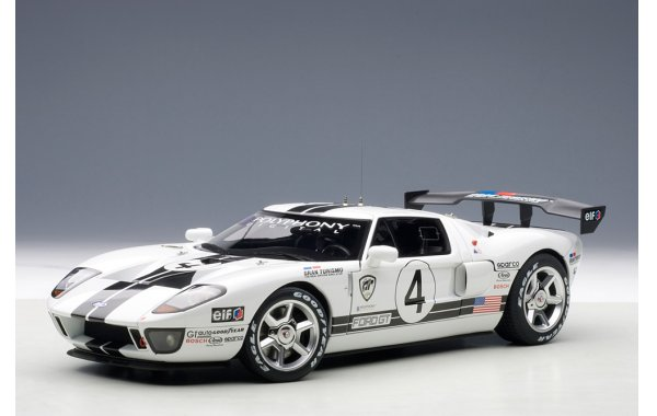 Bild 5 - Ford GT LM Special Race Car 2005