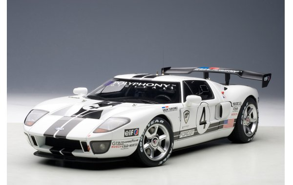 Bild 6 - Ford GT LM Special Race Car 2005