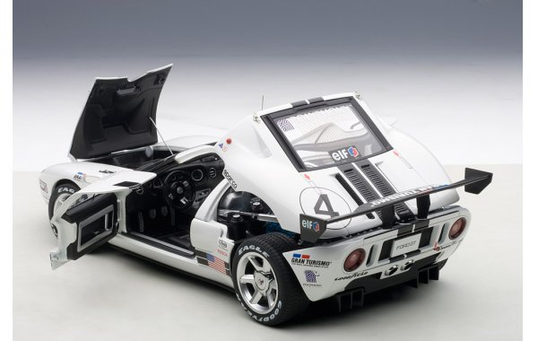 Bild 7 - Ford GT LM Special Race Car 2005