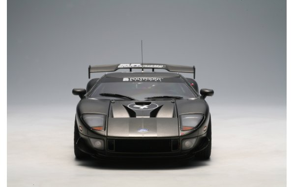 Bild 3 - Ford GT Test Car 2005 Carbon fiber livery