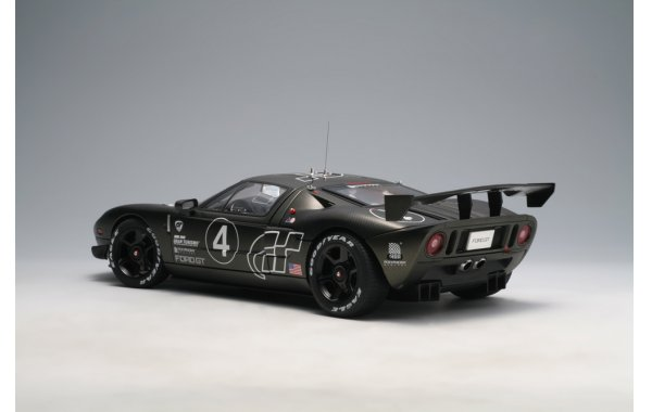 Bild 6 - Ford GT Test Car 2005 Carbon fiber livery