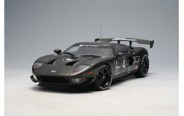 Bild 8 - Ford GT Test Car 2005 Carbon fiber livery