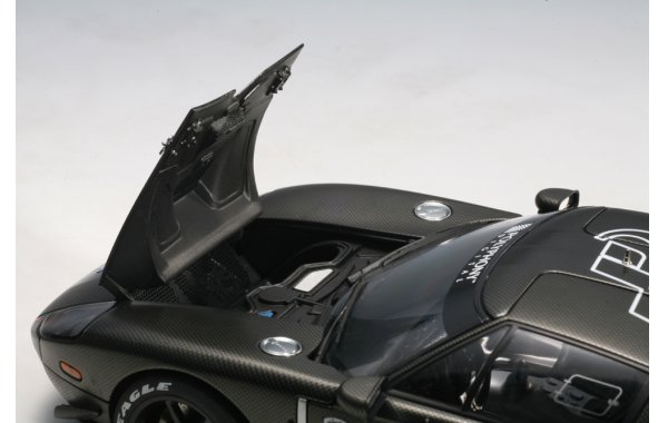 Bild 13 - Ford GT Test Car 2005 Carbon fiber livery