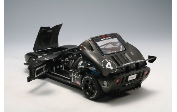 Bild 14 - Ford GT Test Car 2005 Carbon fiber livery