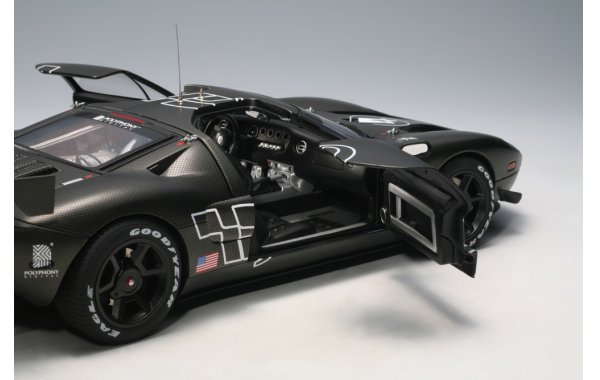 Bild 15 - Ford GT Test Car 2005 Carbon fiber livery