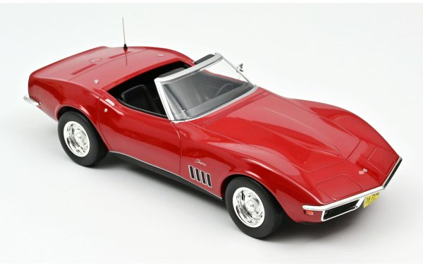 Bild 2 - Chevrolet Corvette Convertible 1969