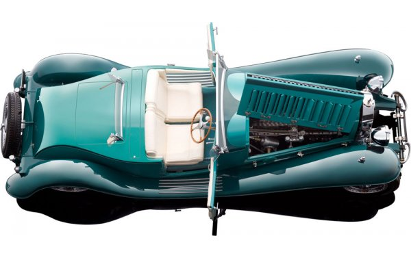 Bild 2 - Bugatti Royale Roadster Esders