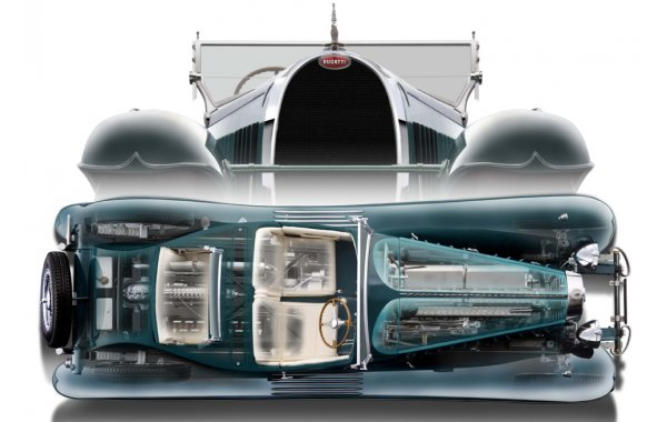 Bild 12 - Bugatti Royale Roadster Esders