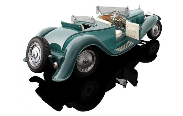 Bild 18 - Bugatti Royale Roadster Esders