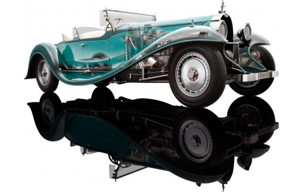 Bild 19 - Bugatti Royale Roadster Esders