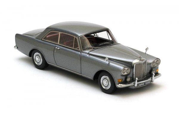 Bild 4 - Bentley SIII Continental Park Ward Pewter FHC