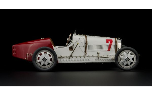 Bild 2 - Bugatti T35 Grandprix Poland nation colour project