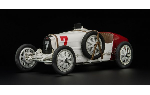 Bild 3 - Bugatti T35 Grandprix Poland nation colour project