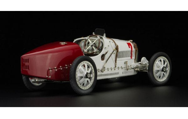 Bild 4 - Bugatti T35 Grandprix Poland nation colour project