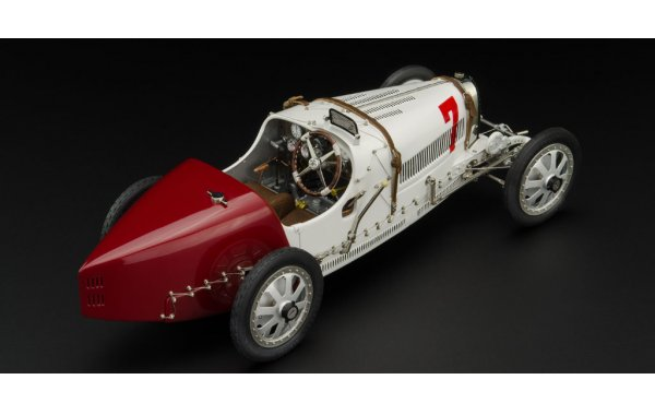 Bild 7 - Bugatti T35 Grandprix Poland nation colour project