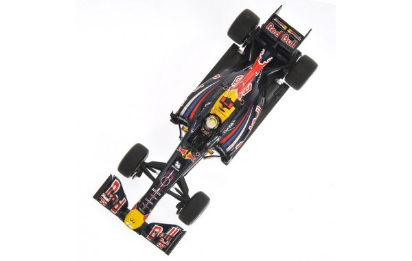 Bild 2 - Red Bull Racing RB7 Sebastian Vettel 2011