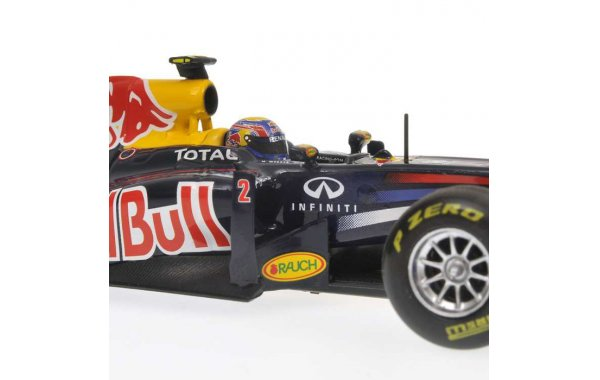 Bild 2 - Red Bull Racing RB7 Mark Webber 2010