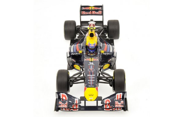 Bild 4 - Red Bull Racing RB7 Mark Webber 2011