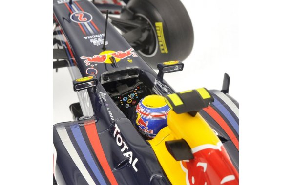Bild 7 - Red Bull Racing RB7 Mark Webber 2011