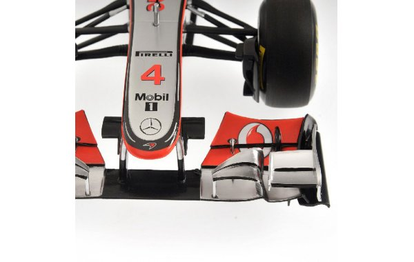 Bild 2 - Vodafone McLaren Mercedes MP4-26 2011
