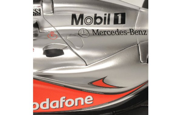 Bild 3 - Vodafone McLaren Mercedes MP4-26 2011