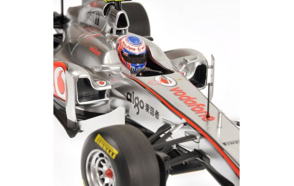 Bild 6 - Vodafone McLaren Mercedes MP4-26 2011