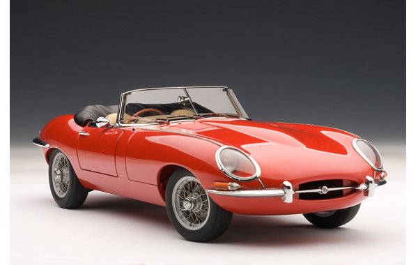 Bild 5 - Jaguar E-Type Roadster Serie 1