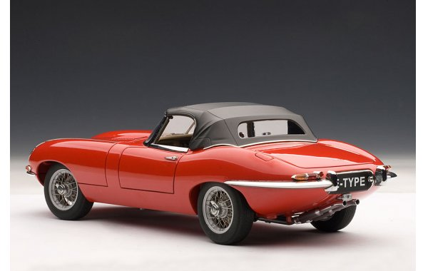 Bild 13 - Jaguar E-Type Roadster Serie 1