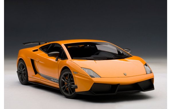 Bild 3 - Lamborghini Gallardo LP570-4 Superleggera
