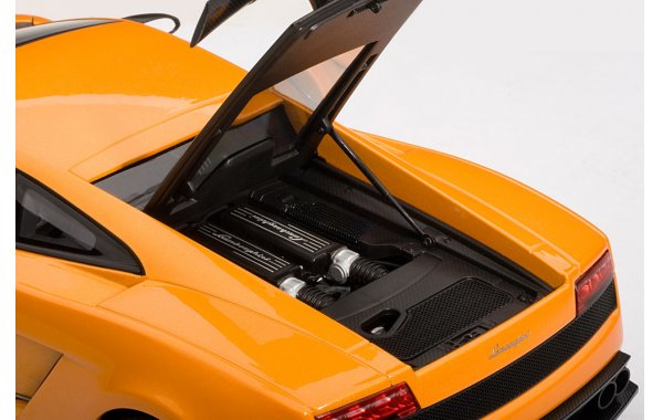 Bild 5 - Lamborghini Gallardo LP570-4 Superleggera