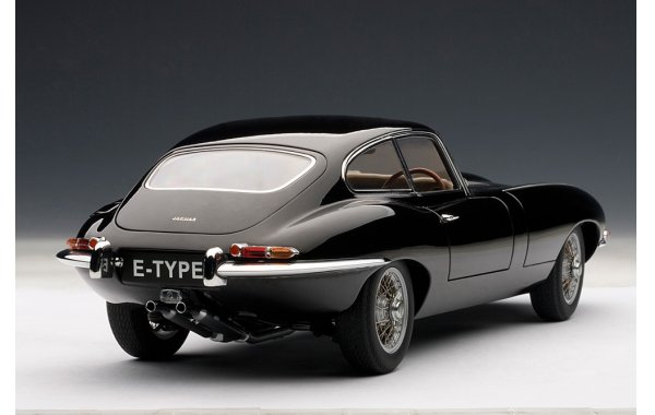 Bild 4 - Jaguar E-Type Serie I Coupe 1961