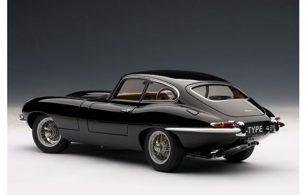 Bild 5 - Jaguar E-Type Serie I Coupe 1961