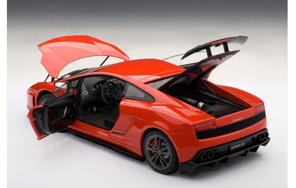 Bild 8 - Lamborghini Gallardo LP570-4 Superleggera