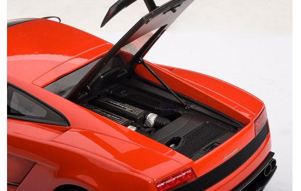 Bild 9 - Lamborghini Gallardo LP570-4 Superleggera