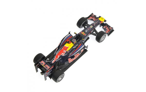 Bild 3 - Red Bull Racing RB7 Sebastian Vettel Japan GP world champion 2011