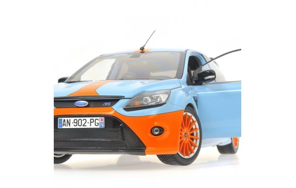 Bild 6 - Ford Focus RS 2010 Le Mans Classic Edition