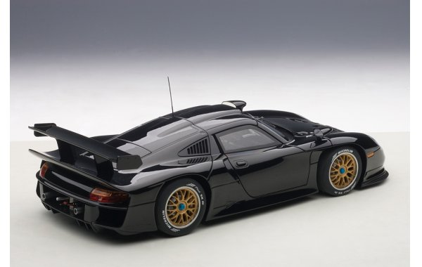 Bild 2 - Porsche 911 GT1 1997 plain body version