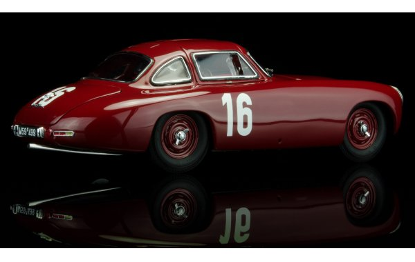 Bild 6 - Mercedes-Benz 300SL GP Bern 1952 Rudolf Carraciola