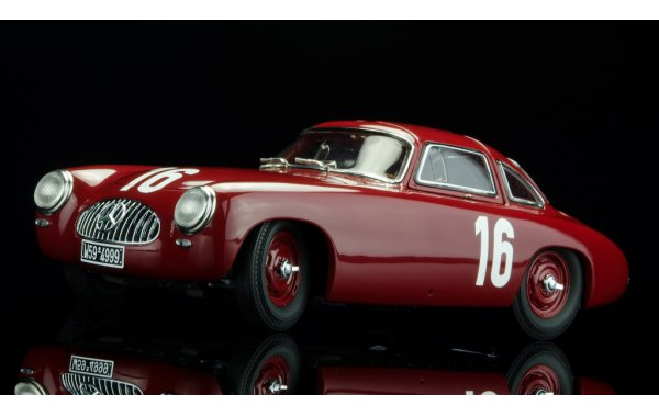 Bild 11 - Mercedes-Benz 300SL GP Bern 1952 Rudolf Carraciola